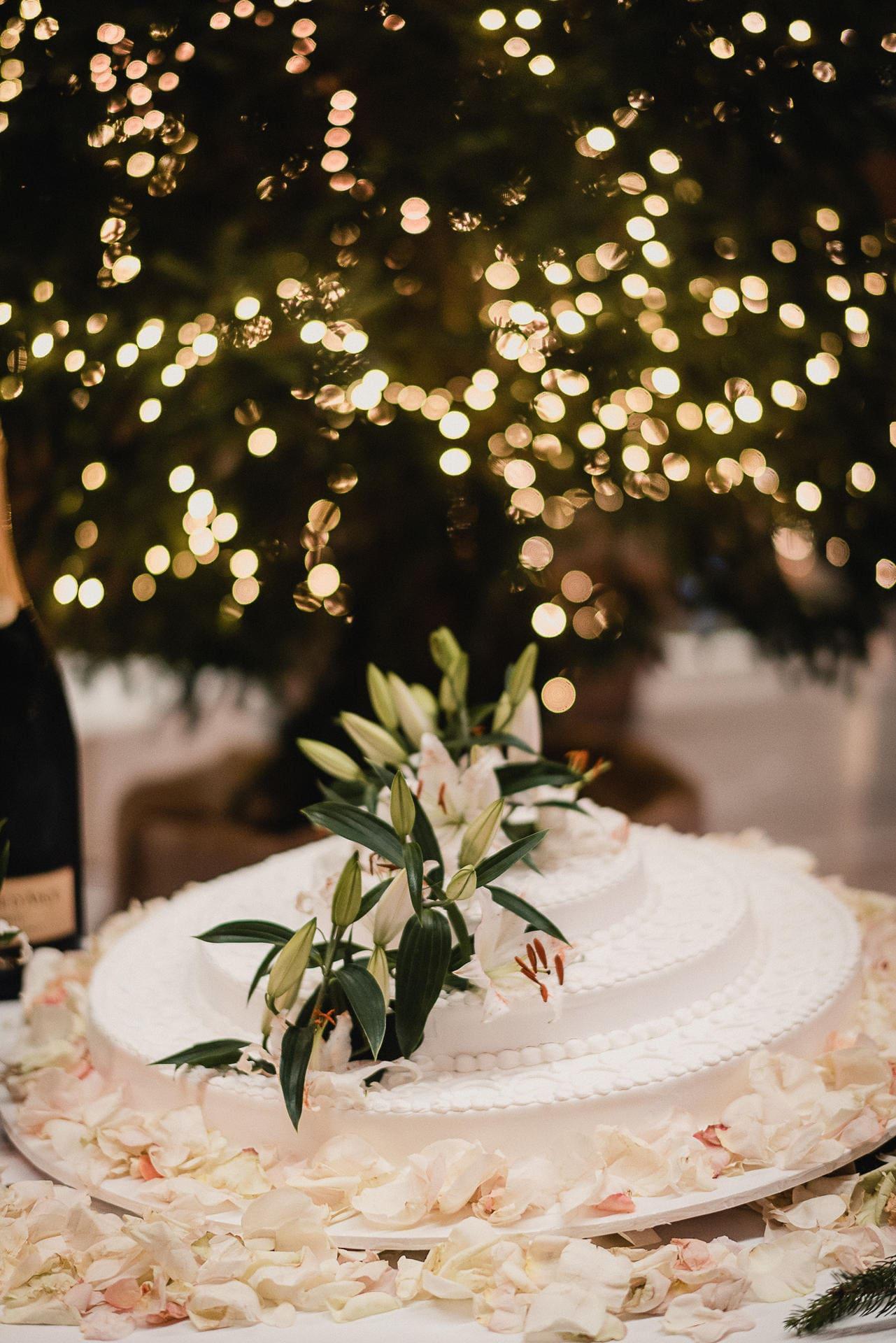 13.12.2014 - Wedding cake