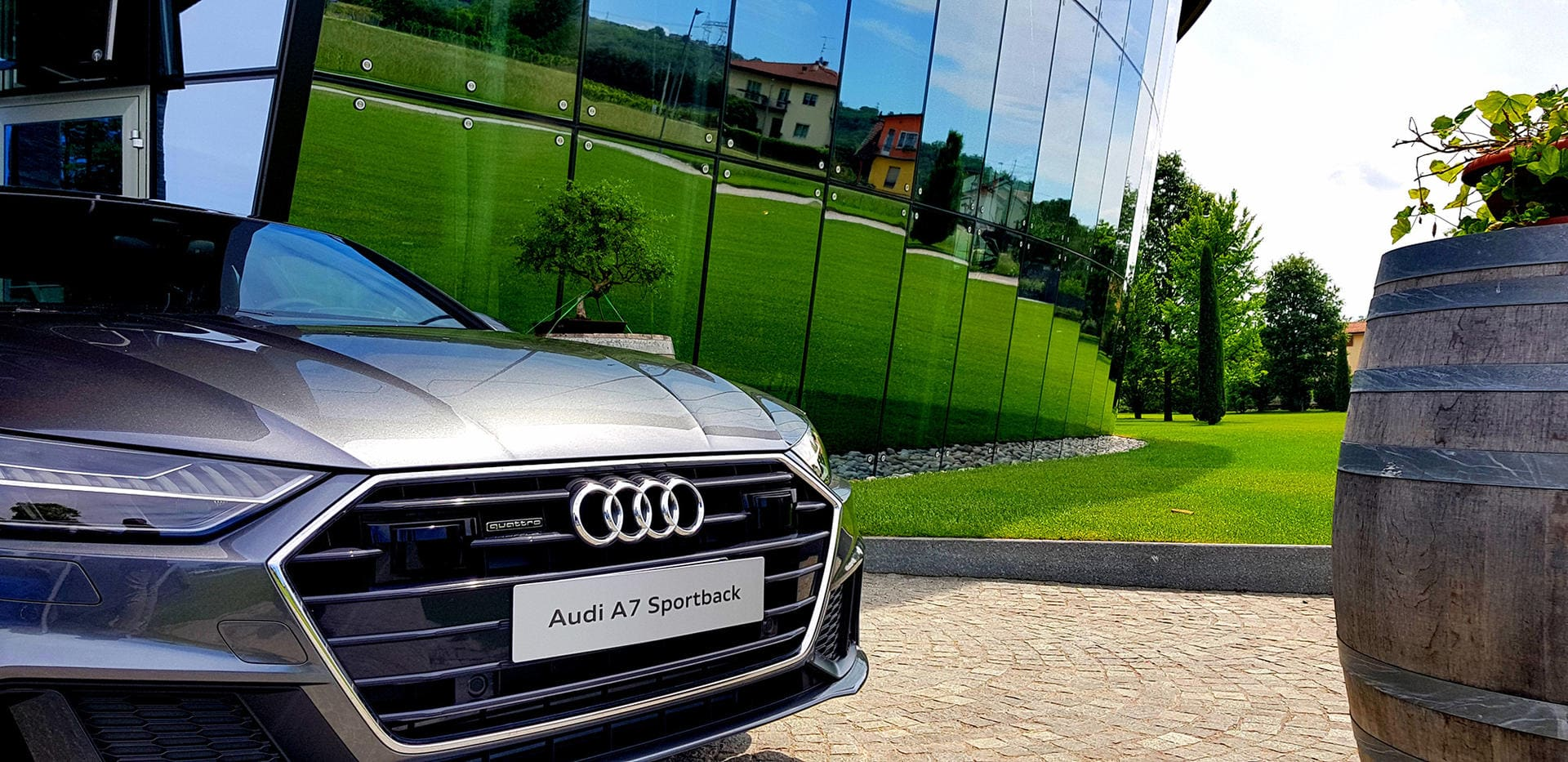 09.05.2018 - Audi