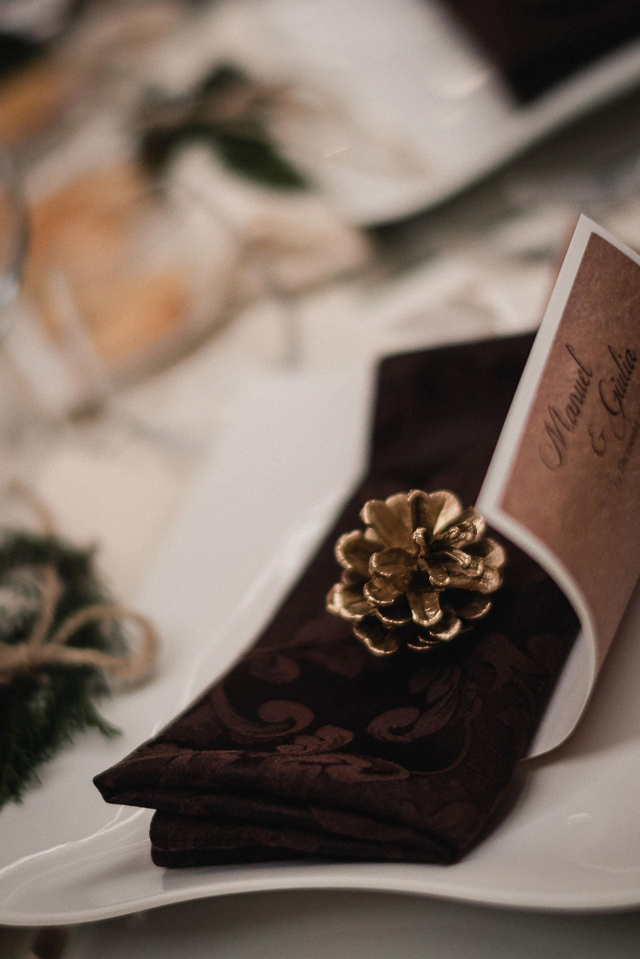 13.12.2014 - Wedding's detail
