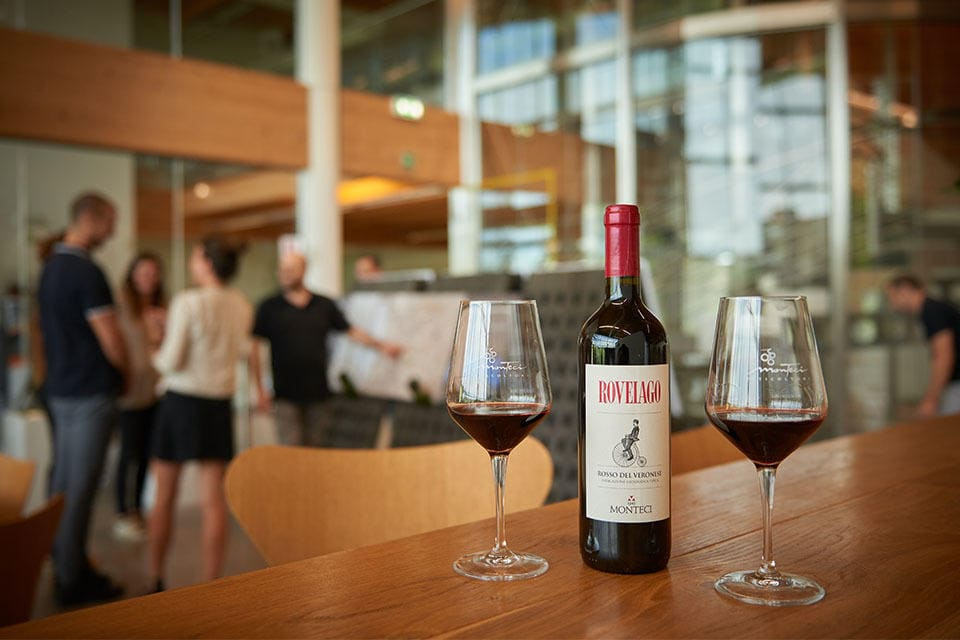 Tour with Tasting: Experience the Winery with All 5 Senses
